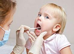 Что давать ребенку при ларингите